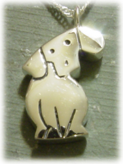 Dog Pet Cremation Jewelry