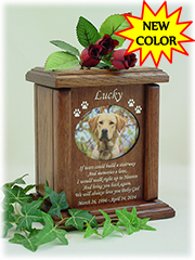 Photo Poem Pet Urn PSP-60-HO-CN