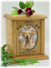 Pet Urns - PS-200-VO